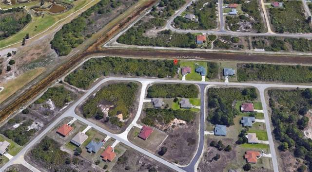 311 Paulcrest Ave, Lehigh Acres, FL 33974 (MLS #220005048) :: RE/MAX Realty Team