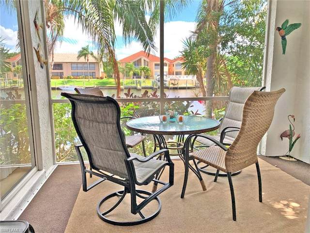 3819 SE 11th Place #104, Cape Coral, FL 33904 (#220006355) :: The Dellatorè Real Estate Group