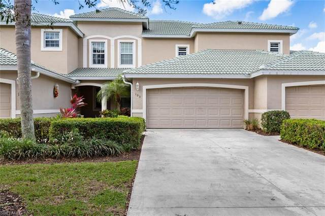 3405 Laurel Greens Ln S #103, Naples, FL 34119 (MLS #220006977) :: Kris Asquith's Diamond Coastal Group