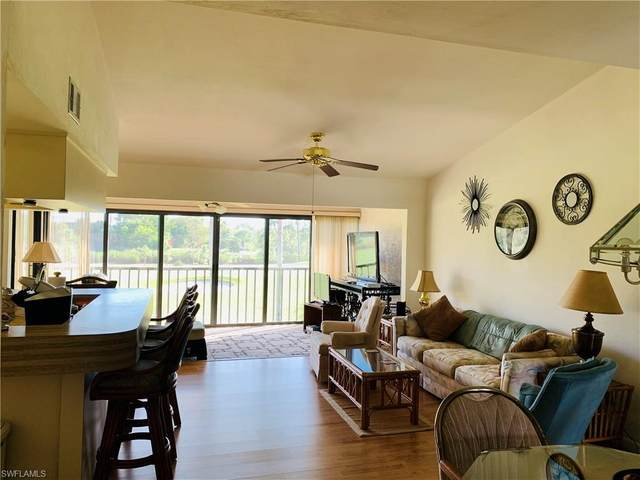 5730 Trailwinds Drive #425, Fort Myers, FL 33907 (MLS #220007324) :: Kris Asquith's Diamond Coastal Group