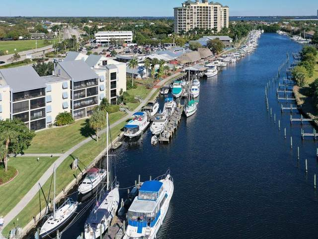 3458 Hancock Bridge Pky #112, North Fort Myers, FL 33903 (MLS #220007963) :: Kris Asquith's Diamond Coastal Group