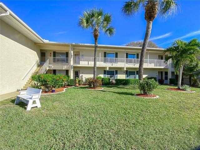 1100 Pondella Rd #709, Cape Coral, FL 33909 (#220008159) :: The Dellatorè Real Estate Group