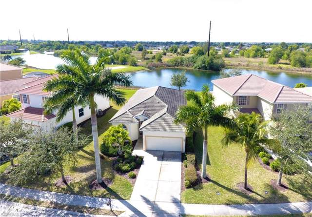 2660 Blue Cypress Lake Ct, Cape Coral, FL 33909 (MLS #220009457) :: RE/MAX Realty Team