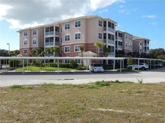 11701 Olivetti Ln #203, Fort Myers, FL 33908 (MLS #220011621) :: Clausen Properties, Inc.