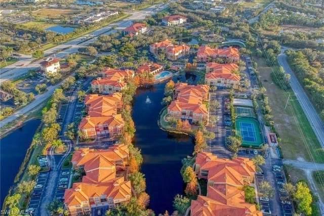 23600 Walden Center Dr #108, Estero, FL 34134 (#220013637) :: The Dellatorè Real Estate Group