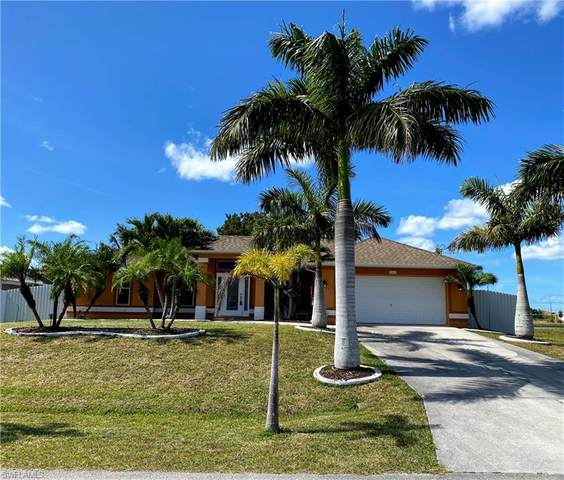1006 NW 6th Pl, Cape Coral, FL 33993 (#220015224) :: The Dellatorè Real Estate Group