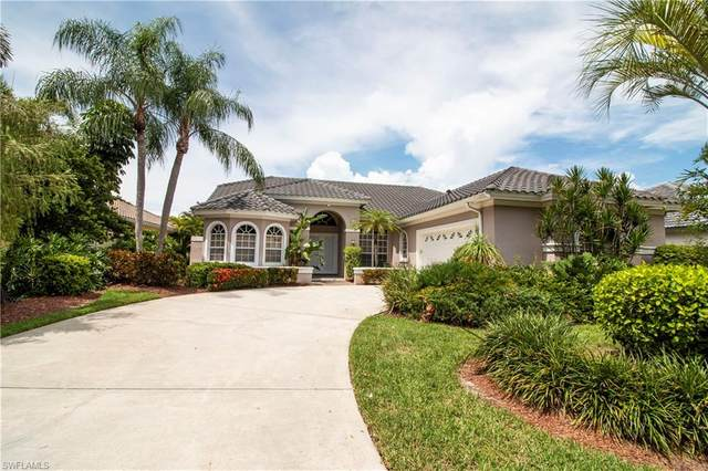 12041 Fairway Isles Drive, Fort Myers, FL 33913 (#220016334) :: The Dellatorè Real Estate Group
