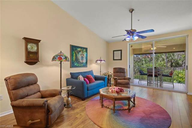 6645 Huntington Lakes Circle #202, Naples, FL 34119 (MLS #220016407) :: RE/MAX Realty Team