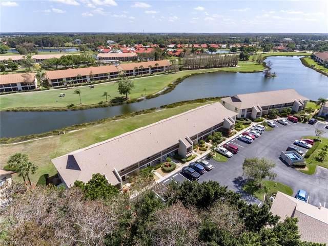 13070 White Marsh Lane #206, Fort Myers, FL 33912 (MLS #220018218) :: RE/MAX Realty Group