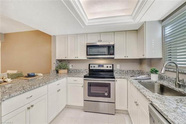 4396 Bowsprit Court 1D, Fort Myers, FL 33919 (MLS #220018370) :: Kris Asquith's Diamond Coastal Group