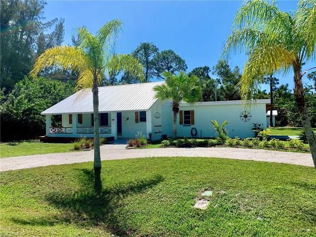 3567 Papaya St N, St. James City, FL 33956 (MLS #220020367) :: RE/MAX Realty Team