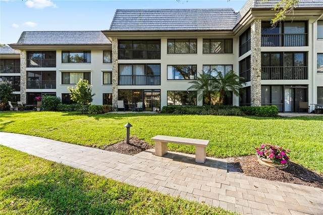 5954 Pelican Bay Boulevard #213, Naples, FL 34108 (#220020698) :: The Dellatorè Real Estate Group