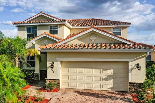 8618 Pegasus Drive, Lehigh Acres, FL 33971 (#220021879) :: The Dellatorè Real Estate Group