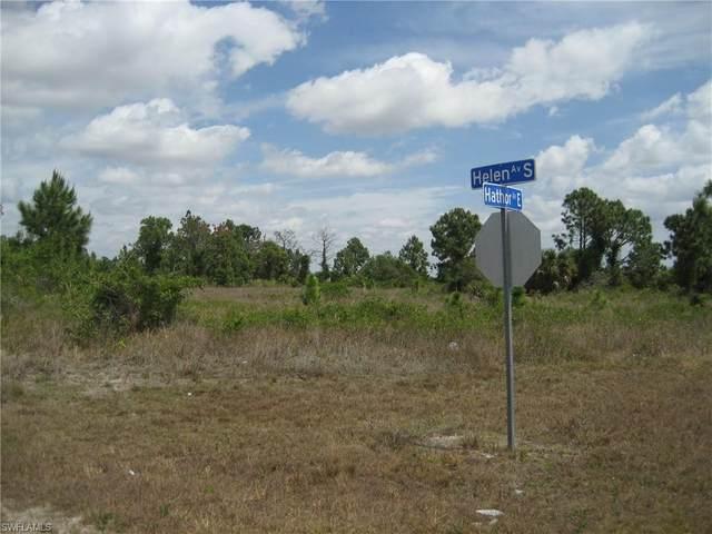 1239 Hathor St E, Lehigh Acres, FL 33974 (MLS #220022757) :: Clausen Properties, Inc.