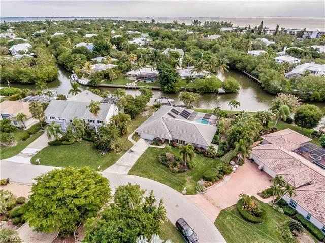 930 Kings Crown Drive, Sanibel, FL 33957 (#220023001) :: The Dellatorè Real Estate Group