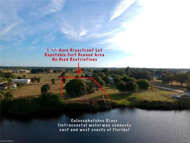 4464 Ft Denaud Rd, FORT DENAUD, FL 33935 (MLS #220023060) :: RE/MAX Realty Team