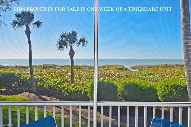 1012 Plantation Beach Club I, Phase B, #1012, Week 45, Captiva, FL 33924 (MLS #220023176) :: Tom Sells More SWFL | MVP Realty