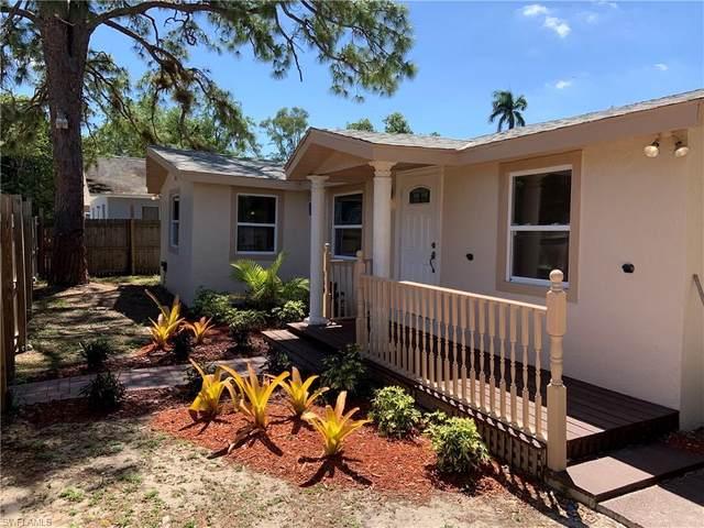 3209 Broadway, Fort Myers, FL 33901 (#220024451) :: The Dellatorè Real Estate Group