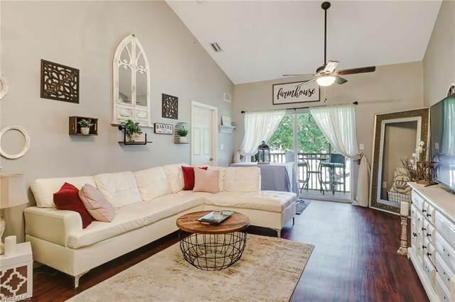 950 Hancock Creek South Boulevard #325, Cape Coral, FL 33909 (MLS #220025303) :: #1 Real Estate Services