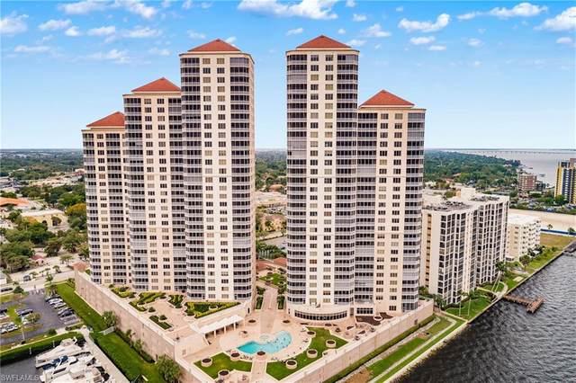 2104 W 1st Street #803, Fort Myers, FL 33901 (#220025934) :: The Dellatorè Real Estate Group