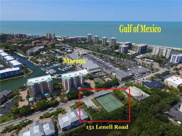 151 Lenell Road, Fort Myers Beach, FL 33931 (MLS #220026042) :: Clausen Properties, Inc.
