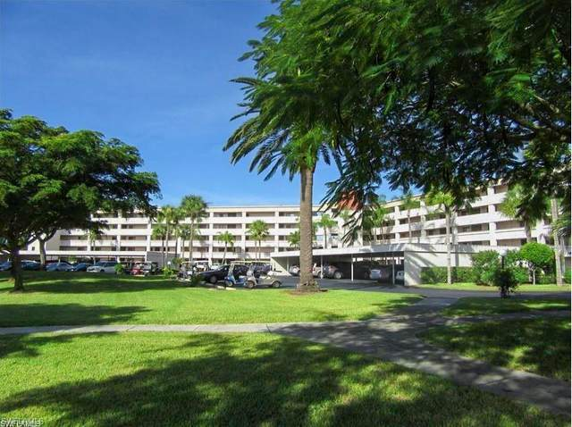 7410 Lake Breeze Drive #405, Fort Myers, FL 33907 (MLS #220026557) :: #1 Real Estate Services