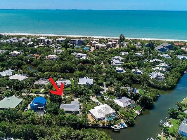 734 Anchor Drive, Sanibel, FL 33957 (#220026689) :: Caine Premier Properties
