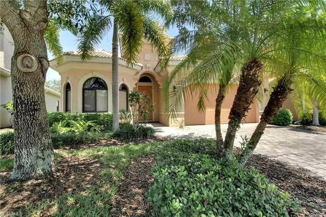 1430 Serrano Circle, Naples, FL 34105 (#220028798) :: The Dellatorè Real Estate Group