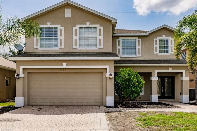 8210 Silver Birch Way, Lehigh Acres, FL 33971 (#220030180) :: Southwest Florida R.E. Group Inc