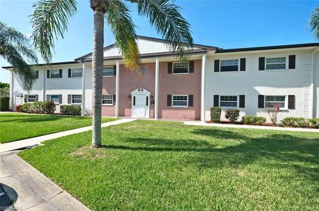7055 New Post Drive #4, North Fort Myers, FL 33917 (MLS #220030825) :: Team Swanbeck