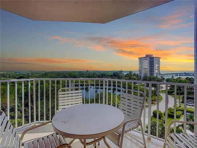 8771 Estero Boulevard #608, Fort Myers Beach, FL 33931 (MLS #220032008) :: Clausen Properties, Inc.