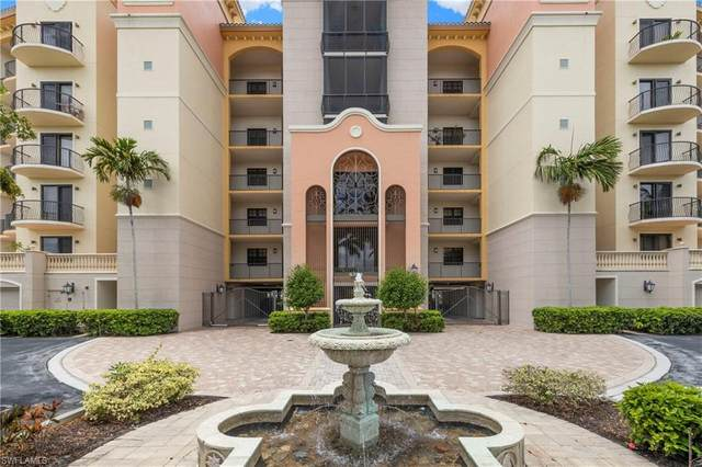 5704 Cape Harbour Drive #108, Cape Coral, FL 33914 (#220032763) :: The Dellatorè Real Estate Group
