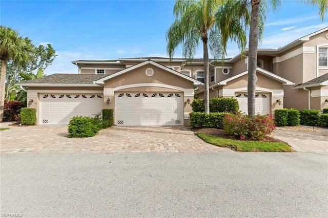 5025 Marina Cove Drive #101, Naples, FL 34112 (MLS #220032883) :: RE/MAX Realty Team