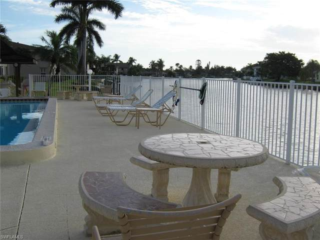 4417 Country Club Boulevard B8, Cape Coral, FL 33904 (MLS #220032993) :: #1 Real Estate Services