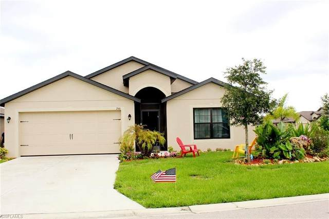 246 Shadow Lakes Drive, Lehigh Acres, FL 33974 (MLS #220033176) :: #1 Real Estate Services