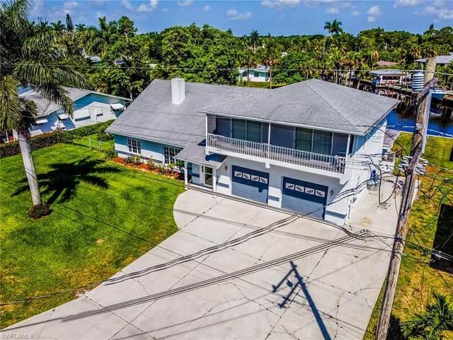 100 E North Shore Avenue, North Fort Myers, FL 33917 (#220033706) :: Southwest Florida R.E. Group Inc