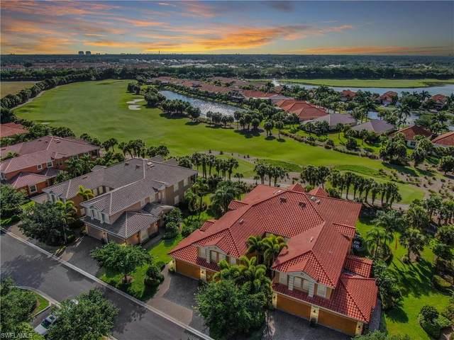 10540 Marino Pointe Drive #301, Miromar Lakes, FL 33913 (MLS #220037605) :: Kris Asquith's Diamond Coastal Group