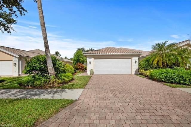 4521 Ossabaw Way, Naples, FL 34119 (#220038156) :: The Dellatorè Real Estate Group
