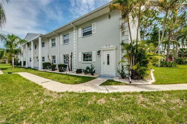 7056 Nantucket Circle #4, North Fort Myers, FL 33917 (MLS #220038233) :: Team Swanbeck