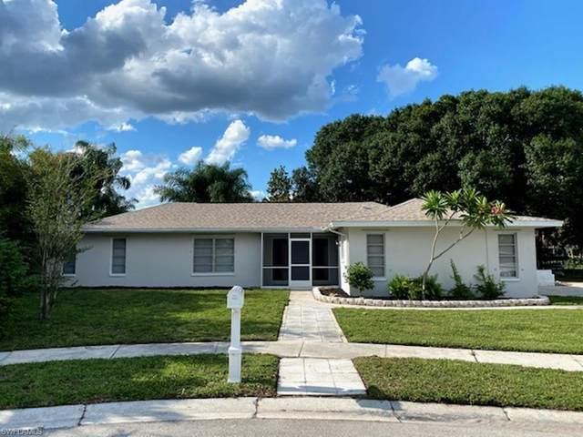 4850 Lema Court, North Fort Myers, FL 33903 (#220038275) :: The Dellatorè Real Estate Group