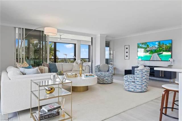 10851 Gulf Shore Drive #201, Naples, FL 34108 (MLS #220039327) :: Palm Paradise Real Estate
