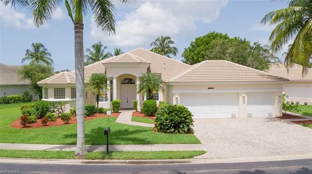 14120 Reflection Lakes Drive, Fort Myers, FL 33907 (#220039925) :: The Dellatorè Real Estate Group