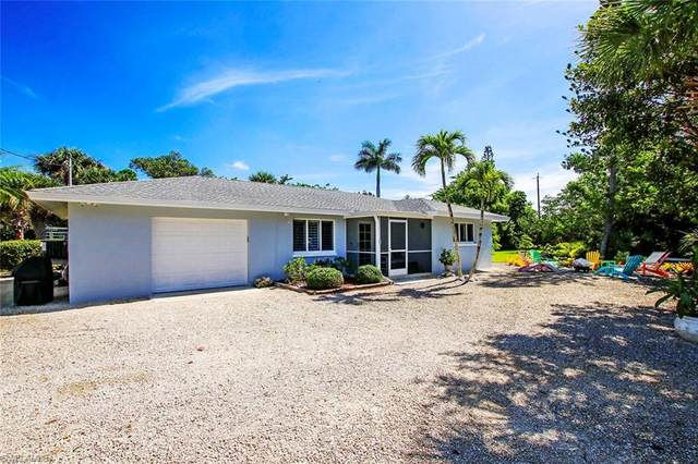 2985 Island Inn Road, Sanibel, FL 33957 (MLS #220040203) :: Clausen Properties, Inc.