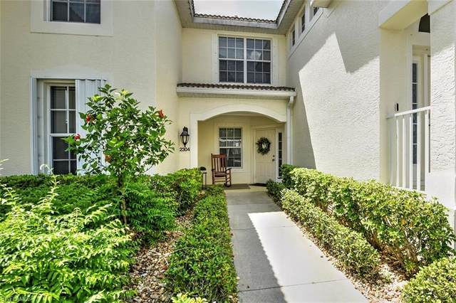 10111 Colonial Country Club Boulevard #2304, Fort Myers, FL 33913 (MLS #220040322) :: RE/MAX Realty Team