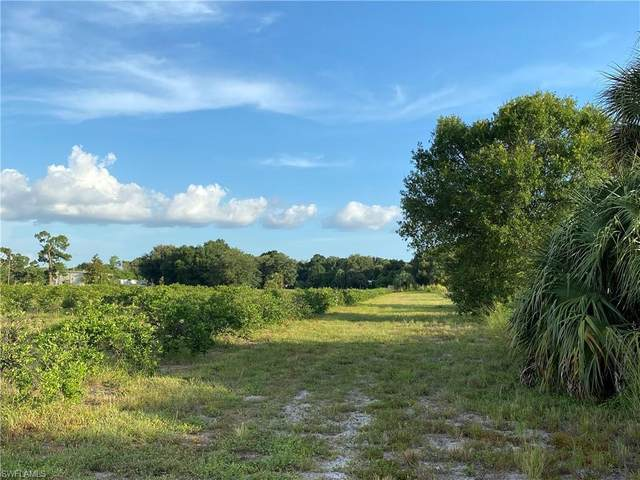 Kirby Thompson Road, Labelle, FL 33935 (MLS #220040507) :: RE/MAX Realty Group