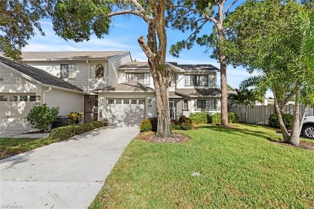 879 Meadowland Drive #P, Naples, FL 34108 (#220040643) :: The Dellatorè Real Estate Group