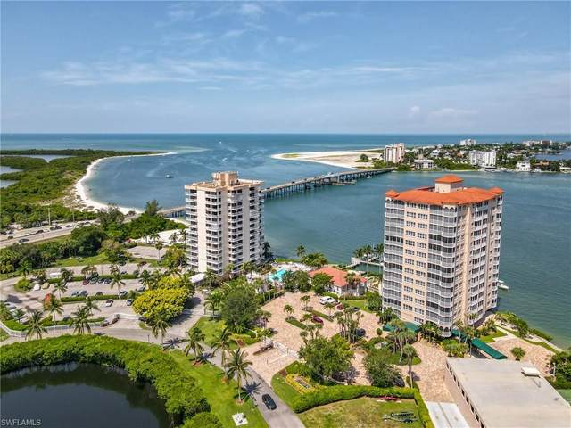 8771 Estero Boulevard #607, Bonita Springs, FL 33931 (MLS #220042810) :: Kris Asquith's Diamond Coastal Group