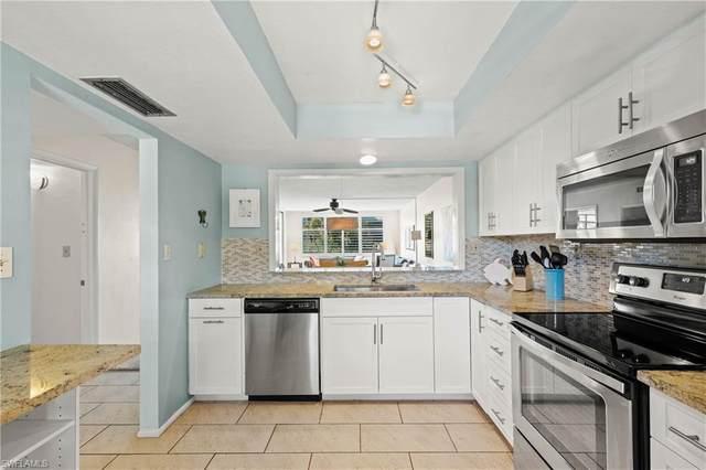 979 E Gulf Drive #542, Sanibel, FL 33957 (MLS #220043155) :: The Naples Beach And Homes Team/MVP Realty