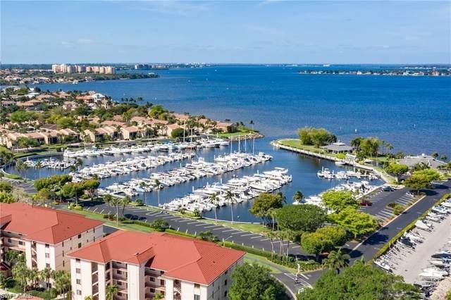 4414 Spanker Court 1A, Fort Myers, FL 33919 (MLS #220043965) :: #1 Real Estate Services