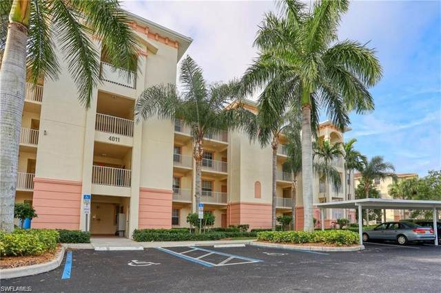 4011 Palm Tree Boulevard #304, Cape Coral, FL 33904 (MLS #220045935) :: Team Swanbeck